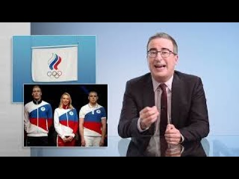 Russian Olympic Committee (R.O.C) - Last Week Tonight with John Oliver 09 Aug