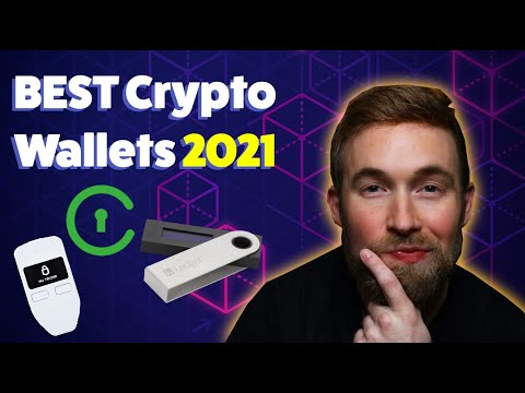 BEST Crypto Wallets 2021: Top 3 SAFEST