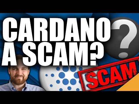 5 Reasons Cardano IS NOT a Scam (Selling is Worst Option)