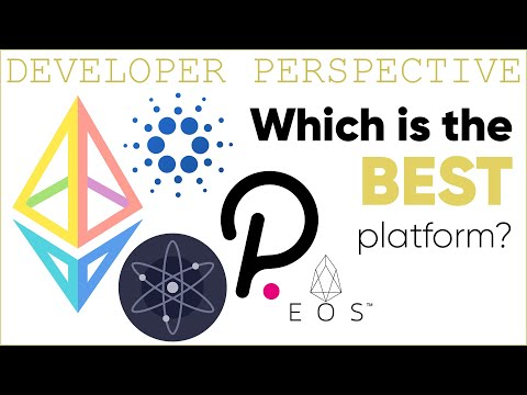Cardano vs Polkadot vs Ethereum vs EOS vs Cosmos