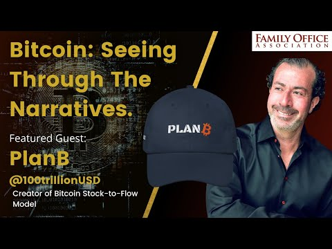 PlanB, Creator of The Stock-To-Flow Model, Helps Us See The Beauty & Threats Surrounding...
