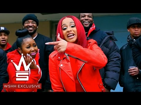 """Cardi B """"Red Barz"""" (WSHH Exclusive - Official Music Video)"""