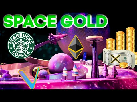 "Winklevoss Twins make BITCOIN ""Space Gold"" theory, Starbucks using blockchain to..."