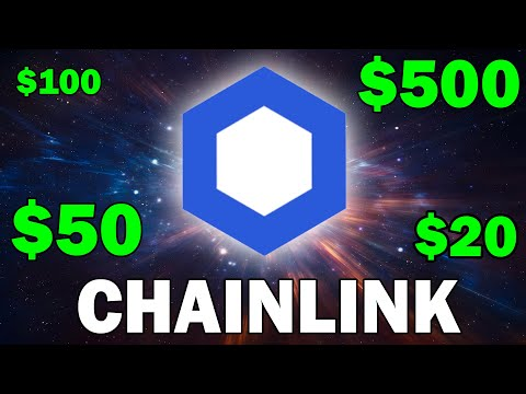 Why I Just Bought a TON of Chainlink (LINK)   $500
