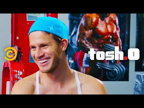 Rich Piana - CeWEBrity Profile - Tosh.0