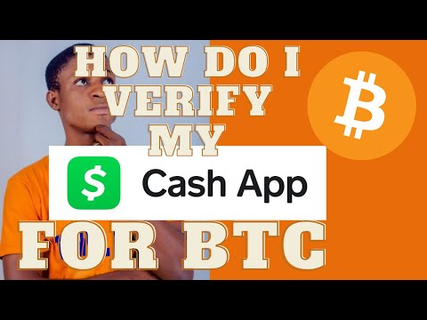 How To Verify CashApp Account For BTC In Unsupported Countries  - CashApp Trick