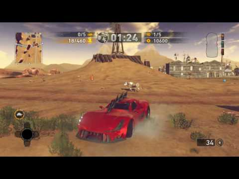 Carmageddon: Max Damage PC Gameplay