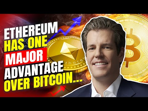 Tyler Winklevoss: Ethereum Can Easily Hit 100K Because....! Bitcoin and Ethereum Price...