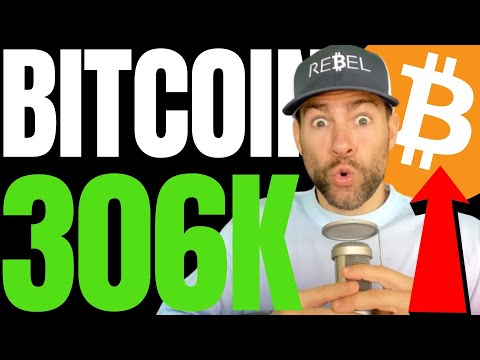 BITCOIN NEXT TOP COULD BE $306,000, KRAKEN RESEARCH SUGGEST!! $1 MILLION BTC PRICE PREDICTION!!