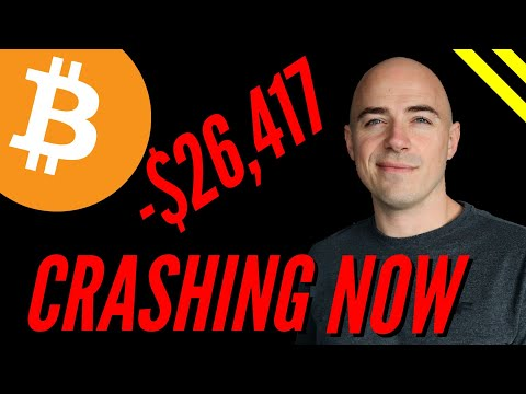 Bitcoin Crash - Is now the time to buy?