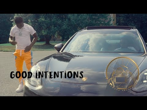 YungManny - Good Intentions (Official Music Video)