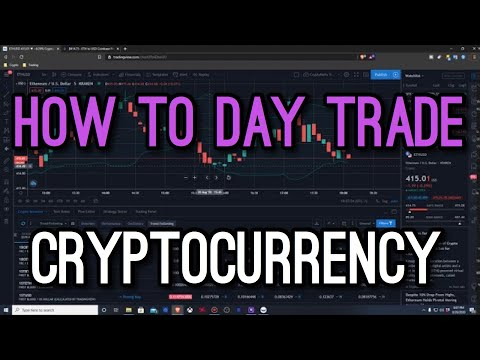 How to Day Trade Cryptocurrency on Coinbase