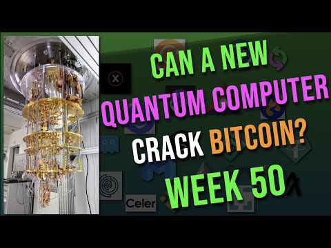 What If The New Quantum Computer Cracks Bitcoin?  VISA x USDC Confirmed - This Week In Crypto...