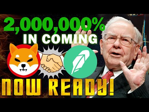 Robinhood To Accept Shiba Inu Coin And Price Will Skyrocket Soon!!