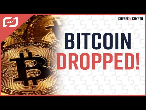 BITCOIN ATH CORRECTED! Why You SHOULDN'T BE SCARED Of This Bitcoin Price! Coffee N Crypto...