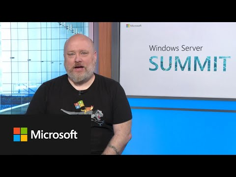 Storage Migration Service and Windows Server 2008 | Windows Server Summit 2019