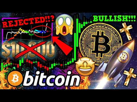 BITCOIN REJECTED!!? WAIT!! NEW DOUBLE GOLDEN CROSS!!! SHOCKING MINER DATA!!