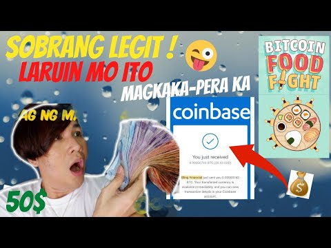 BITCOIN FOOD FIGHT (EARN 1,500) PROOF OF PAYMENT (TRICKS AND HACK TO CASHOUT)