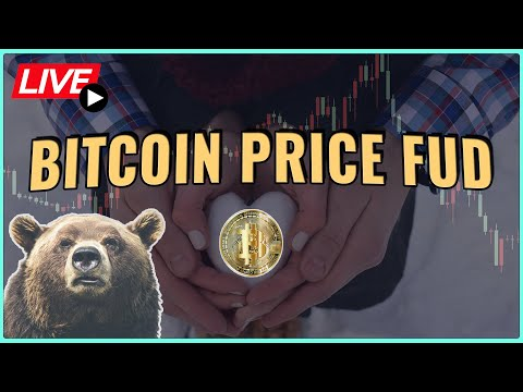 Bitcoin Price FUD! How to make money in Bitcoin during this Downtrend! Coffee N Crypto Live