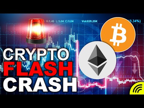 Crypto's Most Unexpected Crash (Will Bitcoin Drop to $37k?)