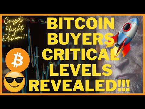 BITCOIN BUYERS CRITICAL LEVELS REVEALED!!! | PRICE PREDICTION | TECHNICAL ANALYSIS$ BTCUSD