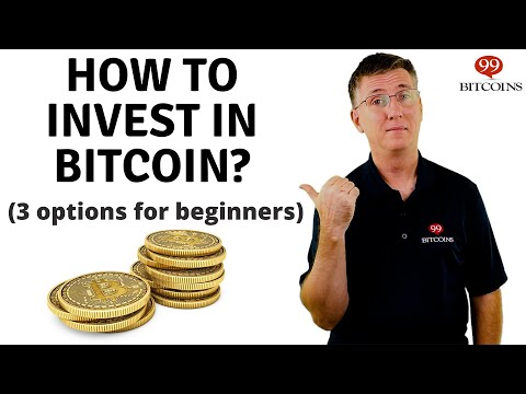 How to Invest in Bitcoin and Cryptocurrency (2021 updated)