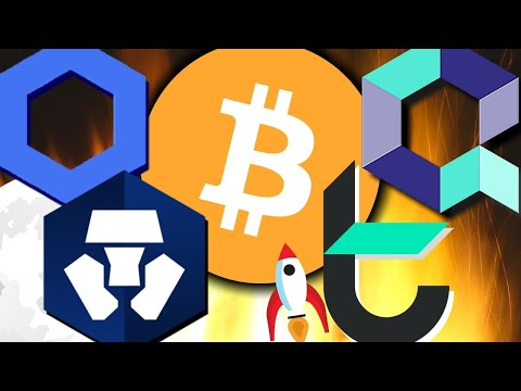 Quant Network and ChainLink MAJOR ADOPTION! HUGE Tomochain & Crypto.com Updates