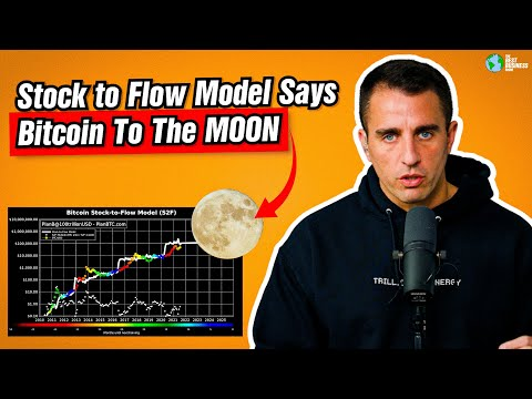 Stock To Flow Model Says $135k by December.