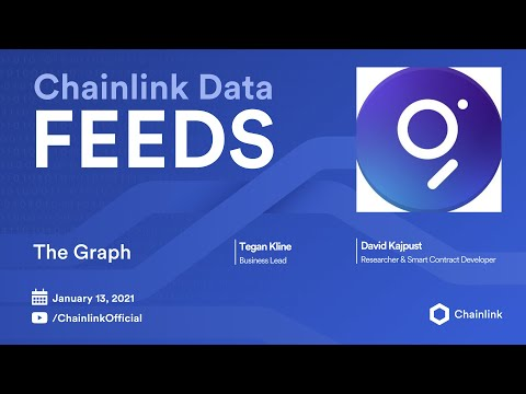 The Graph and Chainlink Q&A: Building the Future of Decentralized Web 3.0