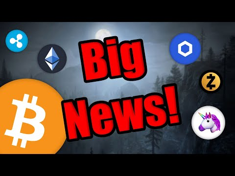 Bitcoin, Ethereum, Chainlink, XRP, & Uniswap Cryptocurrency Making INSANE MOVES in October...