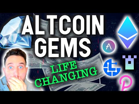 THESE ALTCOIN GEMS TO DELIVER LIFE CHANGING WEALTH