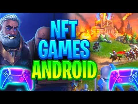 9 NFT GAMES ANDROID MOBILE TO PLAY TO MAKE $100 A DAY!! FREE NFT AIRDROP GIVEAWAY!!