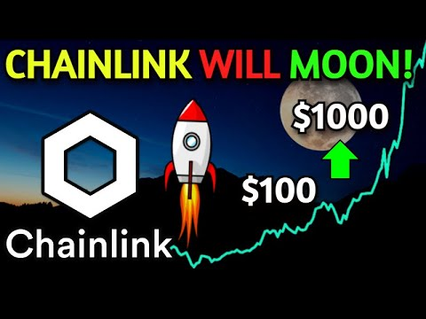 Chainlink Huge Adoption With Polkadot Can Send The Price To $100 Soon & $1000 Longterm!