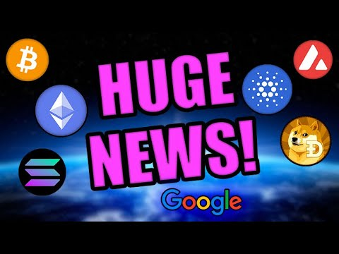 BREAKING: Google Just Released the US Cryptocurrency Bulls! Bitcoin, Eth, Cardano Holders BE...