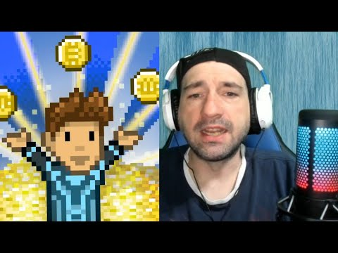 BITCOIN BILLIONAIRE Fake Bitcoins, Real Fun Game Review | Android Google Play iOS App Store...
