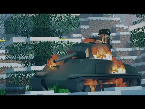 Ballad Of Audie Murphy - (Minecraft Animation Song & Music Video)