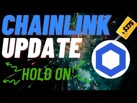 CHAINLINK UPDATE ! GET READY ! ROUGH PRICE PREDICTION !