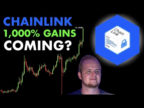 #CHAINLINK HITS $14 | READY FOR 1,000% GAINS?!?!?! | THIS IS INSANE!