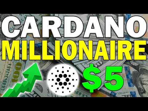 How Cardano (ADA) Will Make YOU a MILLIONAIRE! (Life Changing GAINS!)