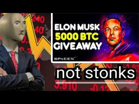 Scammers Are Making Millions By Manipulating The YouTube Algorithm   Fake Elon Musk Bitcoin...