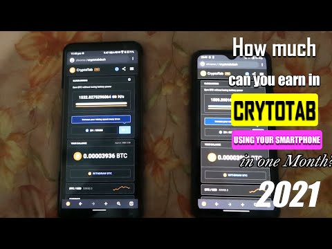 Cryptobrowser Cloud Boost worth it ? How Much can you earn mining with just one device in 2021 ?