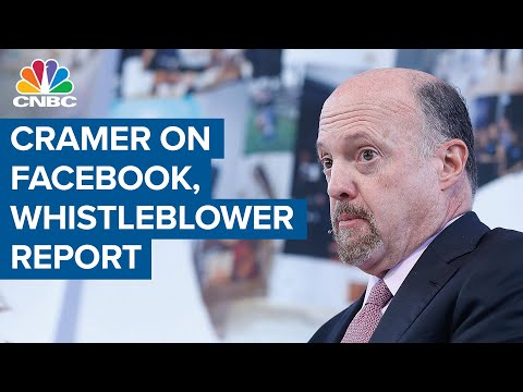 Jim Cramer: Blowback against Facebook is real and different this time
