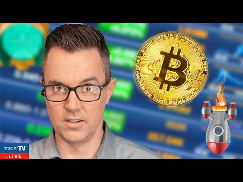 The Biggest Bitcoin Crash EVER (It's Happening Now!)