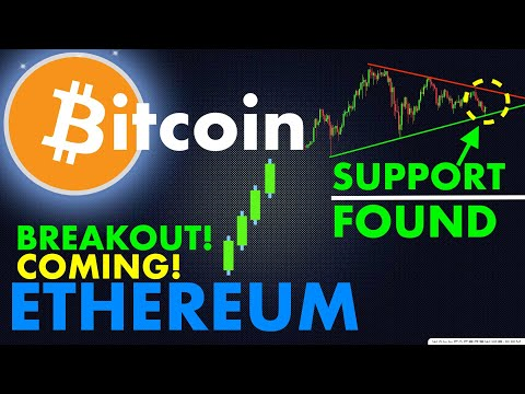 HUGE #ETHEREUM BREAKOUT COMING SOON!!! | #CHAINLINK WILL MOON!!! #BITCOIN STABLE