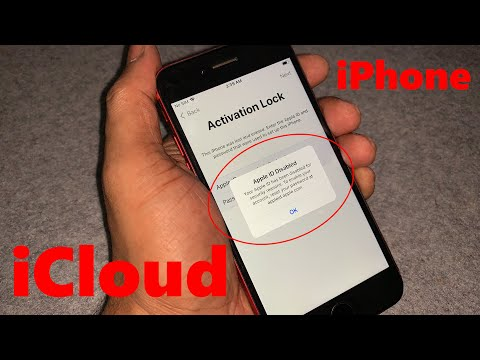 Without previous owners Account Apple ID and Password howto Remove activation lock iPhone 2021