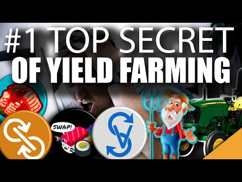 #1 Top SECRET of Yield Farming (People are Getting RICH!)