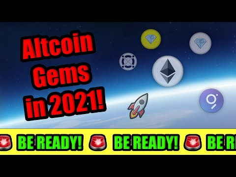 HURRY! THESE ALTCOIN GEMS TO DELIVER LIFE CHANGING WEALTH