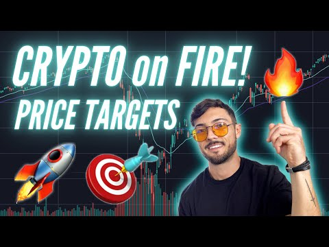 Crypto is on FIRE! Bitcoin, Ethereum, ChainLink, $RIOT, $MARA & $XNET Stock Analysis +...