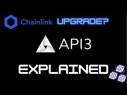 What is API3? Evolved Chainlink? Oracles, Web 3.0 & Use Cases Explained