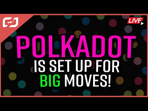 Polkadot Is Set Up For A MASSIVE Movement! #AltcoinsAnonymous